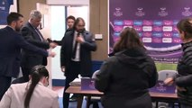Reaction after Lyon reach women's UCL final with 3-2 agg win v Chelsea