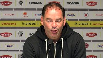 Stéphane Moulin : « J'ai pris du plaisir à voir mes joueurs jouer »