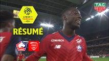 LOSC - Nîmes Olympique (5-0)  - Résumé - (LOSC-NIMES) / 2018-19