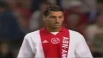 Zlatan Ibrahimović ● Skills ● Ajax 1:3 Celtic ● UEFA Champions League 2001-02