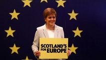 "Scottish independence: ""It's time,"" says SNP leader Nicola Sturgeon"