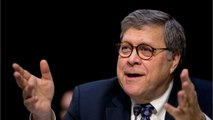AG William Barr Doesn't Want To Attend House Hearing