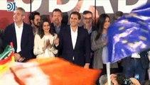 Albert Rivera afirma que Ciudadanos vigilará a Sánchez desde la oposición