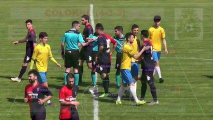 Colorno - Felino 4-1, gli highlights