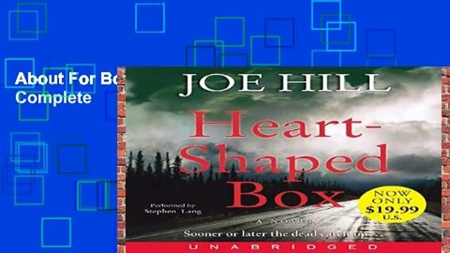About For Books  Heart-Shaped Box Complete