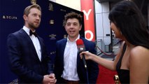 Jason Dolley and Bradley Steven Perry Reunite and Talk New Projects