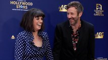 "Dawn O'Porter and Chris O'Dowd ""A Night of Hollywood Stars"" Gala Red Carpet"