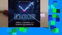 Review  Awakened (Awakened #1) - James S. Murray