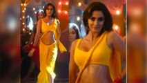 Bharat: Disha Patani gets this kind of comments on her saree look in film | FilmiBeat