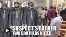 Relatives of Sri Lanka bombing mastermind killed