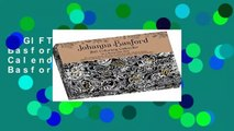 [GIFT IDEAS] Johanna Basford 2019 Coloring Calendar by Johanna Basford