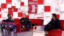 Michel Drucker interrompu en pleine émission par... le portable de Patrick Bruel ! Regardez