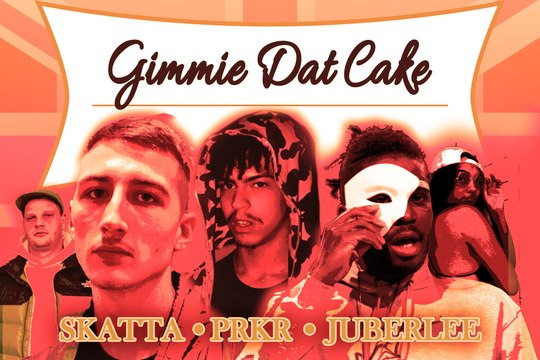 Skatta - Gimmie Dat Cake (Official Video) ft. PRKR [Prod. Juberlee]
