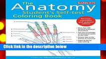 [BEST SELLING]  Anatomy Student s Self-Test Coloring Book by Ken Ashwell