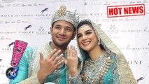 Hot News! Sempat Gagal Ucap Ijab Kabul Pertama, Ammar-Ibel Sah Suami Istri