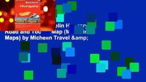 [GIFT IDEAS] Michelin Hungary Road and Tourist Map (Michelin Maps) by Michelin Travel &