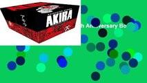 [NEW RELEASES]  Akira 35th Anniversary Box Set by Katsuhiro Otomo