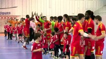 Les meilleurs moments en vidéo de Martigues Handball - Boulogne Billancourt
