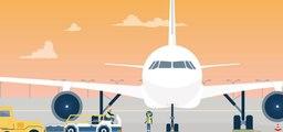 Sécurité des vols, agir ensemble au sol - Vérification des soutes après déchargement