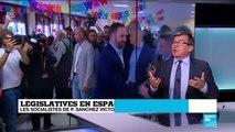 Législatives en Espagne : quelles alliances pour gouverner?