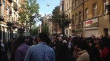 Viol suspecté sur un enfant à Schaerbeek: manifestation devant l'école