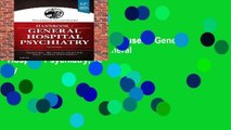[NEW RELEASES]  Massachusetts General Hospital Handbook of General Hospital Psychiatry, 7e by