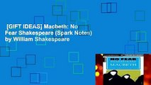 [GIFT IDEAS] Macbeth: No Fear Shakespeare (Spark Notes) by William Shakespeare