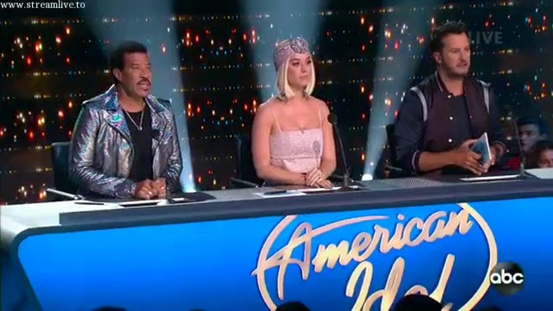 American Idol - S17E16 - Top 8 - April 28, 2019 || American Idol (04/28/2019)