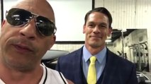 Vin Diesel Announces John Cena Has Joined FAST AND FURIOUS 9