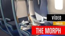 The Morph, asientos modulares de avión