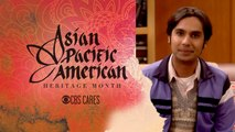 CBS Cares - Kunal Nayyar On Dr. Narinder Singh Kapany
