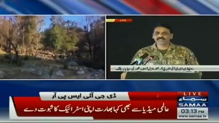 DG ISPR Asif Ghafoor Complete speech - 29 April 2019  About India and PTM