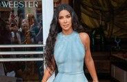Kim Kardashian eating vegan 'when she's at home'