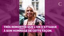 """""""Que leur vie doit être triste"""" : critiquée après son hommage à Morgane Rolland, Sylvie Tellier répond à ses détracteurs"""