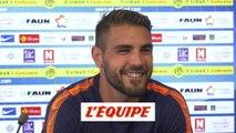 Delort «L'Algérie, une démarche familiale et personnelle» - Foot - L1 - Montpellier
