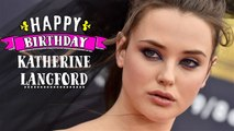B-day girl Katherine Langford: 'Be brave and love people'