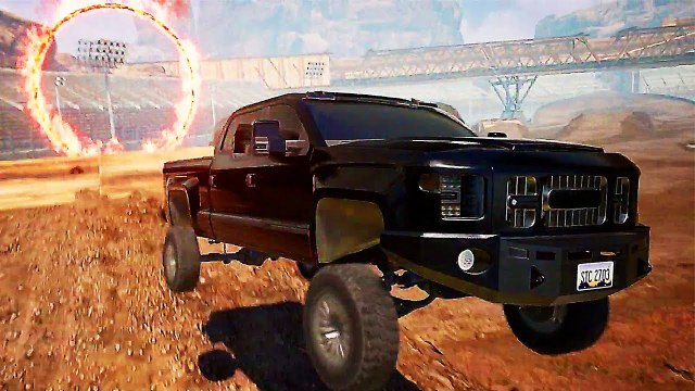 DIESEL BROTHERS TRUCK BUILDING SIMULATOR Bande Annonce de Gameplay