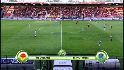 J35: USO 0-1 Troyes (26/04/2019)