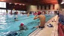 Water-polo: l'équipe de France U17 à Mulhouse