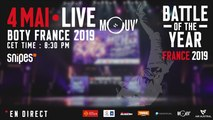 BATTLE OF THE YEAR FRANCE 2019 [live]