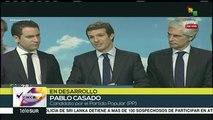 España: reconoce pdte. del PP que su resultado electoral fue malo