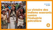 En Équateur, la victoire des Indiens waoranis contre l'industrie pétrolière