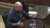 """Lluís Llach protesta por las preguntas de Vox como """"homosexual independentista"""" en el juicio del 'procés'"""