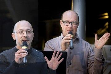 FAIRE  CLUB #6 - Faltazi, Victor Massip et Laurent Lebot, Réservoir de façade