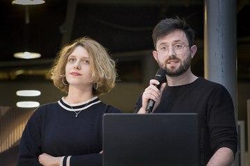 FAIRE CLUB #7 -Emma Lelong et Frédéric Blaise, Air des carrières