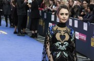 Lily Collins thinks Ted Bundy's victims were watching over her