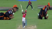 IPL 2019: Chris Gayle departs early in tall chase, Manish Pandey takes a blinder | वनइंडिया हिंदी