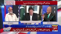 Zafar Hilaly Response On DG ISPR Press Conference On PTM And Imran Khan's Statement On PTM..