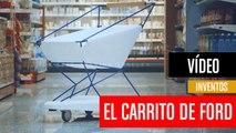 [CH] El carrito de supermercado de Ford  con frenos inteligentes