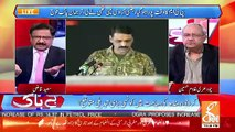 Chaudhary Ghulam Hussain And Saeed Qazi Response On DG ISPR's Press Conference And Facts He Gave About PTM..